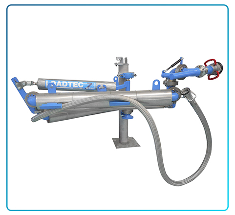 Loading Solutions - Bottom Unloading Arms