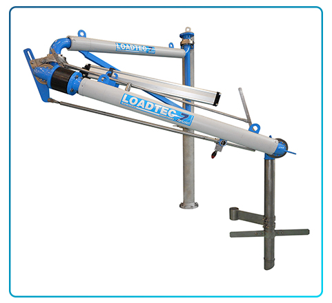 Loading Solutions - Top Loading Skid