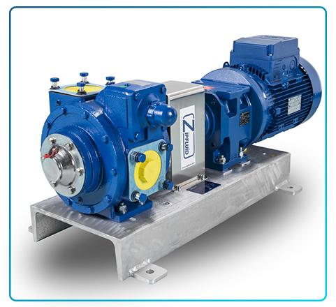 Loading Solutions - Volumetric Pumping Unit