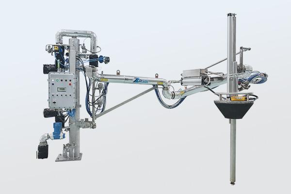 Truck loading metering system - Sistemi di misurazione carico autocisterne