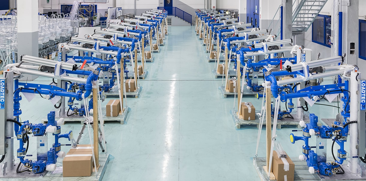 Zipfluid Manufacturing: Loading Systems