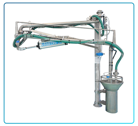 Loading Solutions - Top Loading Arm