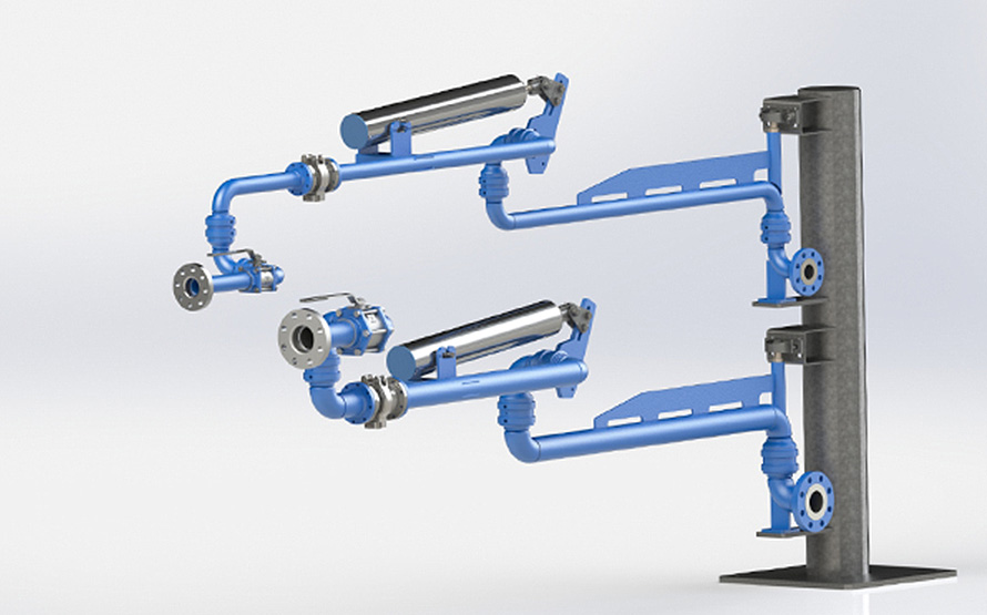 Stazioni GPL - Zipfluid, Sistemi di trasferimento fluidi