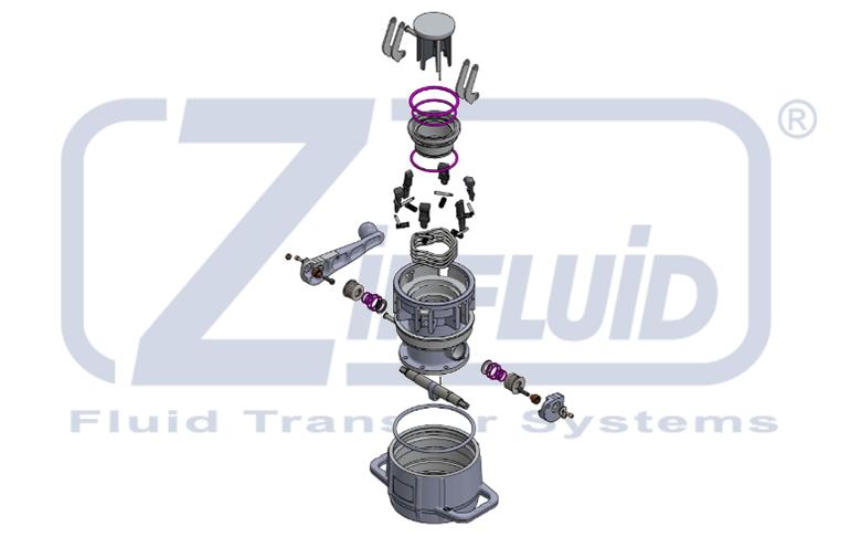 Accoppiatori API Zipfluid