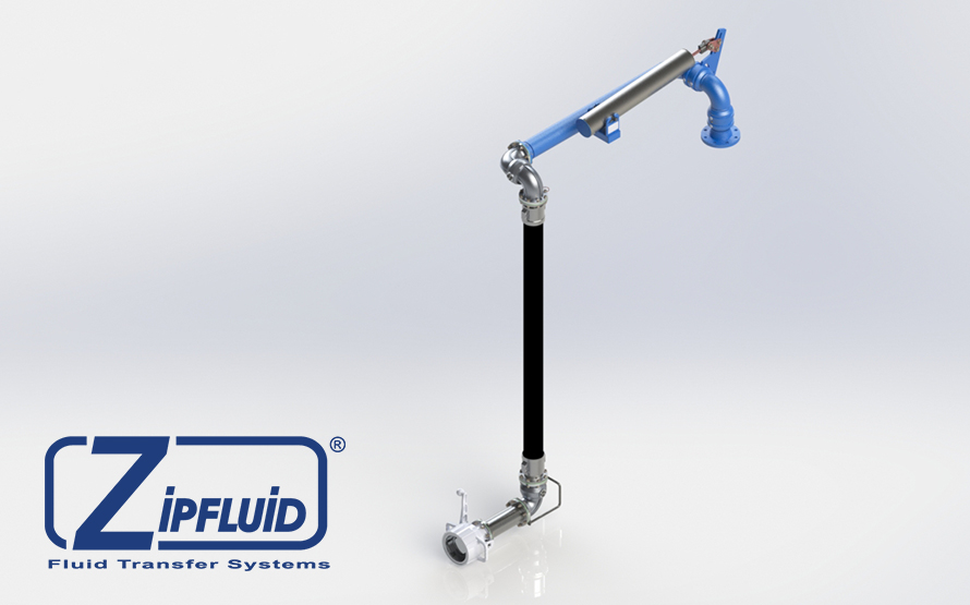 Bracci di carico e scarico per carburanti biodiesel e gasolio