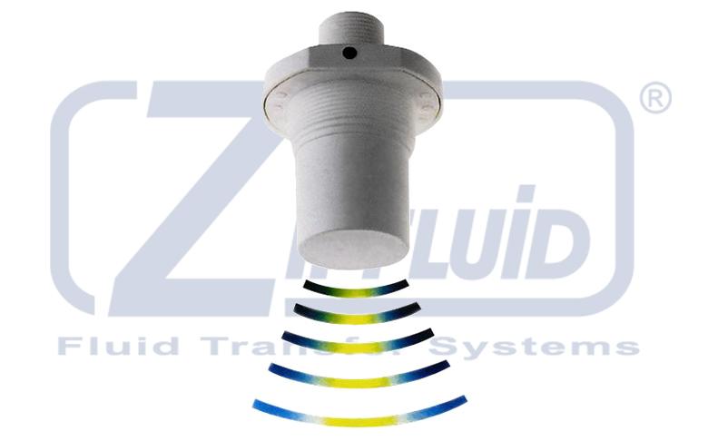 Ultrasonic sensors (sonar) for Zipfluid Loading Arms fluidi Zipfluid