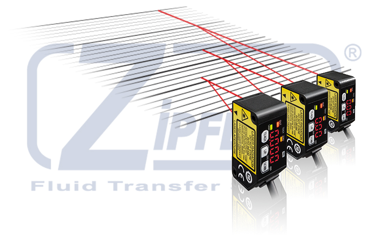 Laser sensors for Zipfluid Loading Arms