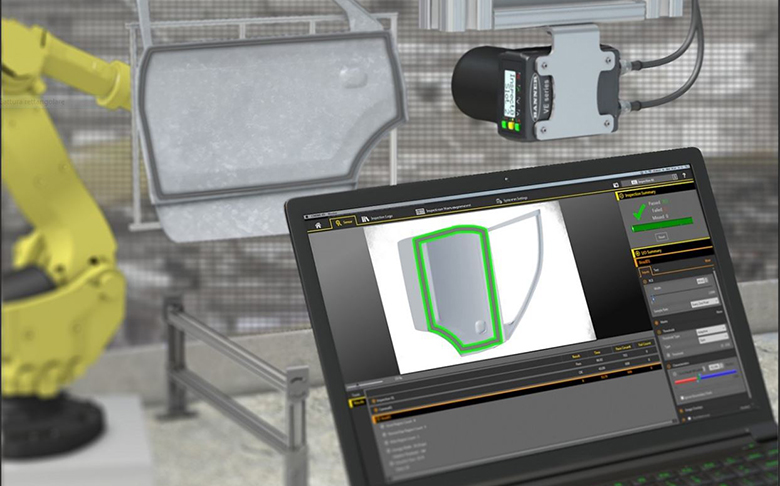 Smart cameras for Zipfluid Loading Arms