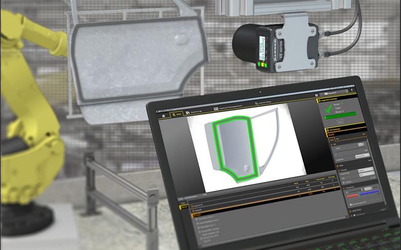 Smart camera nei bracci di carico e scarico Zipfluid