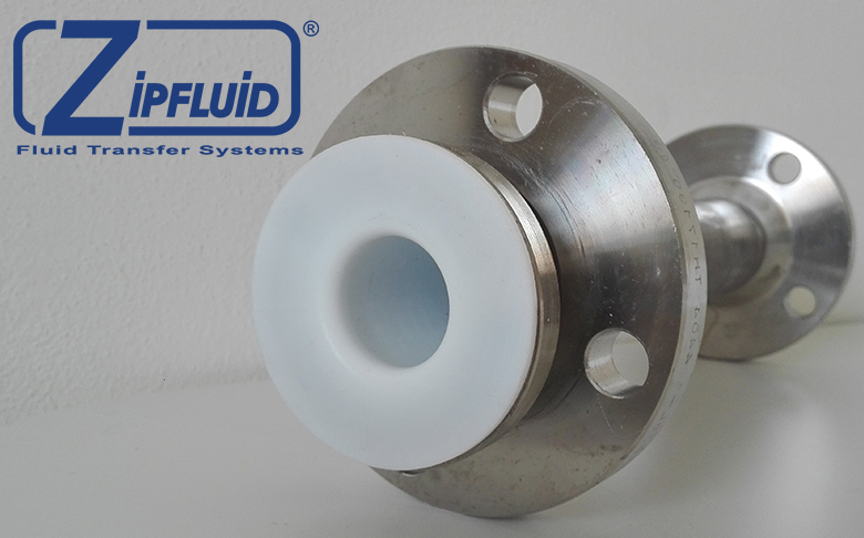 Zipfluid manufactures Teflon-coated Steel Loading and Unloading Arms