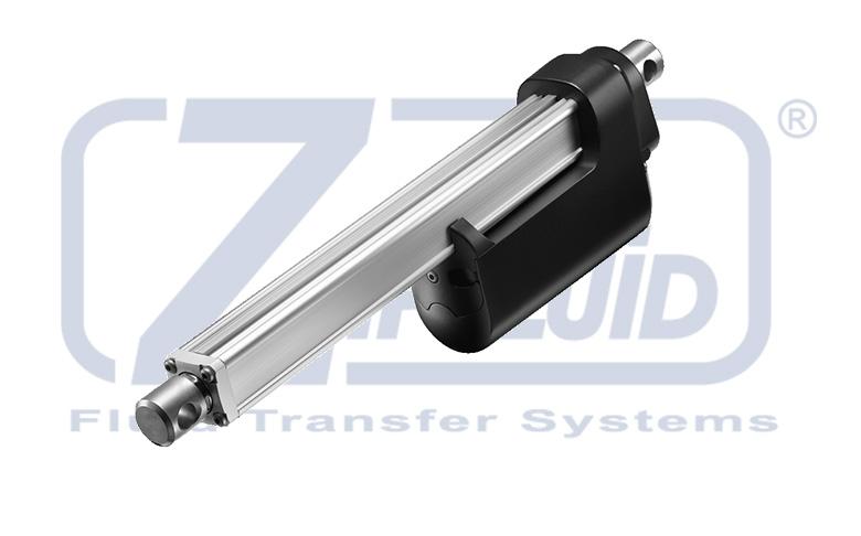 Attuatori Elettrici per i bracci di carico e scarico Zipfluid