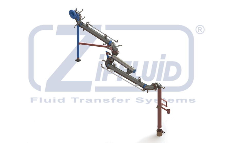 Zipfluid Loading Arms for bitumen