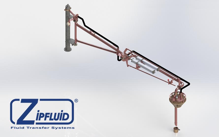 Zipfluid bracci di carico e scarico per prodotti alimentari: Acido acrilico