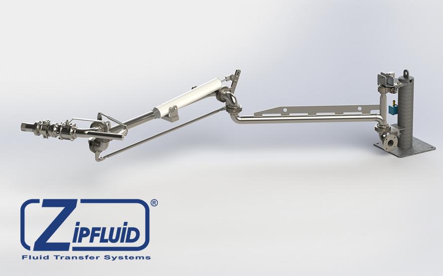 Zipfluid bracci di carico e scarico per prodotti chimici: Glicole Propilenico
